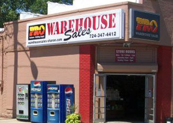 Warehouse Sales
